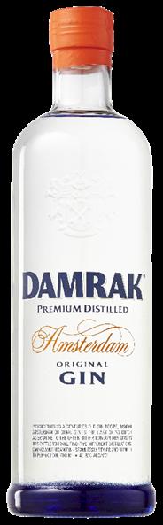 Damrak Gin 700 ml