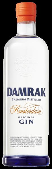 Damrak Gin 6 x 700 ml