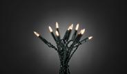 Konstsmide LED minisnoer 200 LED's warm wit binnen