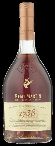 Rémy 1738 Accord royal 6 x 700 ml