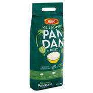 Silvo Pandan rijst 4,5 kg