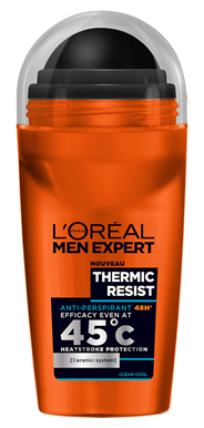 L'Oréal Paris Men Expert Deodorant Thermic Resist - 50ml - Deodorant Roller
