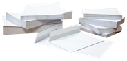 Envelop DL 110 X 220 mm 80 grams zonder venster strip 500 stuks