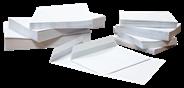 Envelop C6 114X162 mm 80 grams zonder venster strip 500 stuks