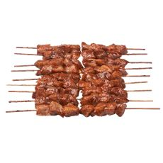Varkens Saté van de ham ca. 800 gram
