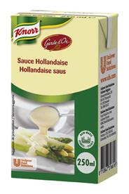 Knorr Garde d'Or Hollandaise saus 250 ml