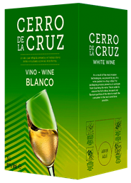 Cerra de la Cruz Blanco bag in box 3 x 5 liter