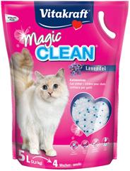 Vitakraft Kattenbakvulling Magic clean lavendel 5 liter