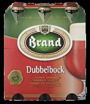 Brand Dubbelbock fles 24 x 300 ml