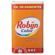 Robijn Professional Color waspoeder 6,156 kg 108 wasbeurten