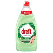 Dreft Clean & Care Aloe vera & cucumber Afwasmiddel 820 ml