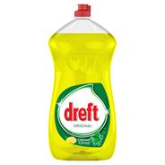 Dreft Afwasmiddel Lemon 1,5 liter