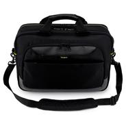 """Targus City gear topload notebooktas 15.6"""" zwart"""