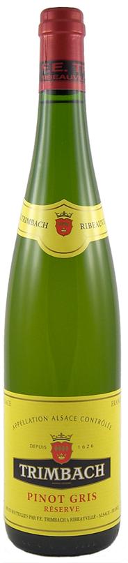 Trimbach Gris Réserve 6 x 750 ml
