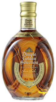 Dimple Golden Selection Blended Scotch Whisky 6 x 70 cl