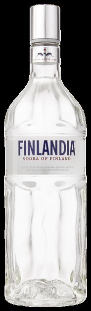 Finlandia Vodka 6 x 1 liter