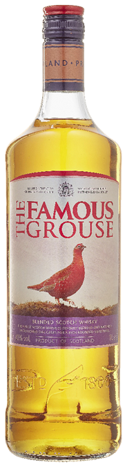 The Famous Grouse Finest whisky 6 x 1 liter