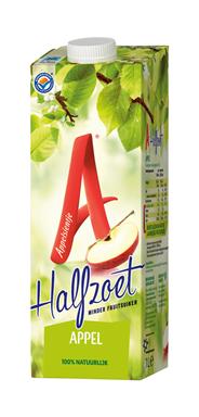Appelsientje Halfzoet appel 8 x 1 liter