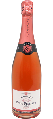 Veuve Pelletier Rose 750 ml
