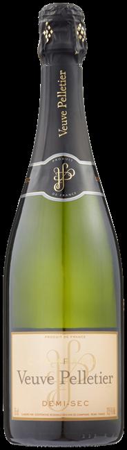 Veuve Pelletier Champagne Demi-sec 750 ml