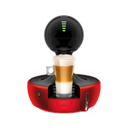 Krups KP3505 Dolce Gusto Drop koffiemachine rood