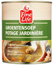 Fine Life Groentesoep 800 ml