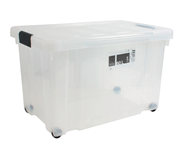 Tarrington House Opbergbox 60 liter transparant