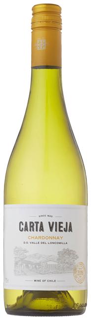 Carta Vieja Chardonnay 6 x 750 ml