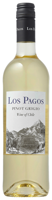 Los Pagos Pinot Grigio 750 ml