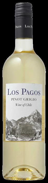 Los Pagos Pinot Grigio 6 x 750 ml