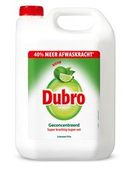Dubro Limoen fris 5 liter