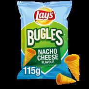 Lay's Bugles Nacho Cheese 20 x 115 gram