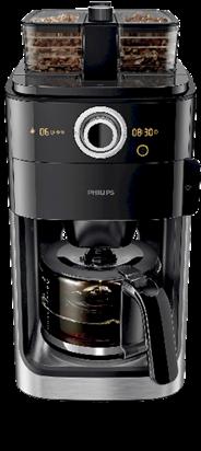 Philips HD 7766/00 Grind & Brew Koffiezetapparaat
