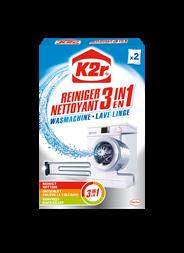 K2r Wasmachine Reiniger 3in1 150 gram