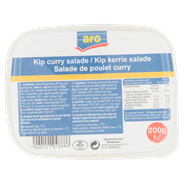 Aro Kip-curry salade 200 gram