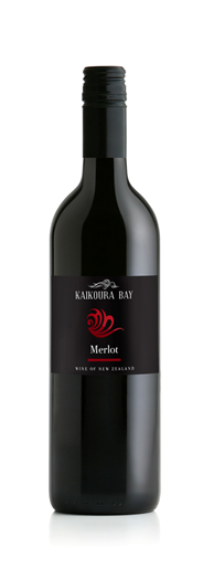 Kaikoura Bay Merlot 750 ml