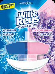 Witte Reus Duo-actief Lavendel toiletblok