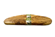 Bowls and Dishes Pure olive wood plank 35-45 cm