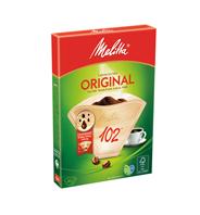 Melitta Original Filterzakjes 102 9 x 40 stuks