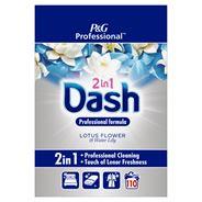 Dash Professional 2in1 lotusbloem en waterlelie Waspoeder 7kg 110 Wasbeurten