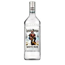 Captain Morgan White rum 6 x 1 liter
