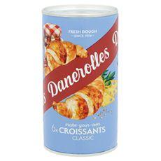 Danerolles Croissants Classic 6 Stuks 240 g