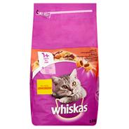 Whiskas met Rundvlees 1+ jaar 3,8 kg