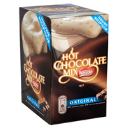 Nestlé Hot chocolate mix original 50 x 20 gram