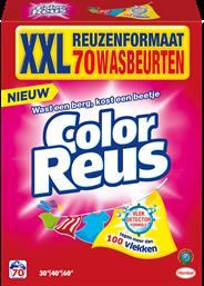 Color Reus Poeder 3,85 kg 70 wasbeurten