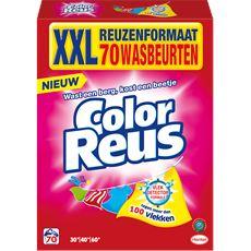 Color Reus Waspoeder Kleur 70 Wasbeurten