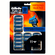 Gillette Fusion proshield chill Navulmesjes 11 stuks