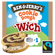 Ben & Jerry's Handijs 'Wich cookie dough 20 x 80 ml