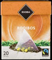 Rioba Thee Rooibos 20 x 2 gram