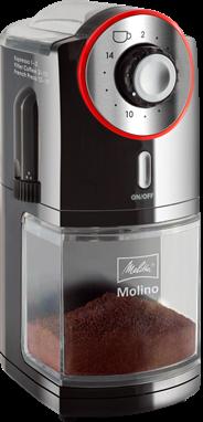 Melitta Molino Elektrische koffiemolen